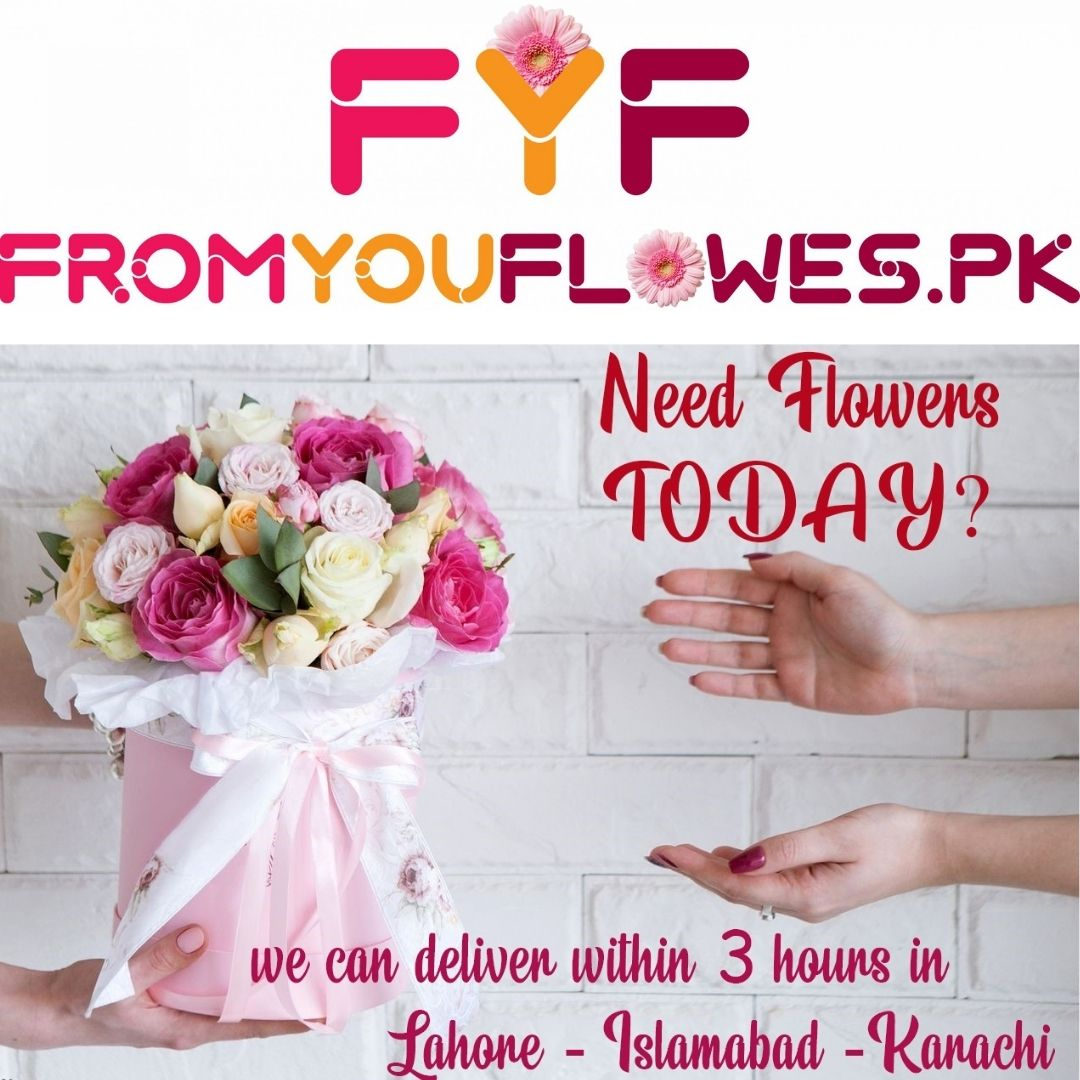 Send Flowers to Pakistan – Online Flower Delivery